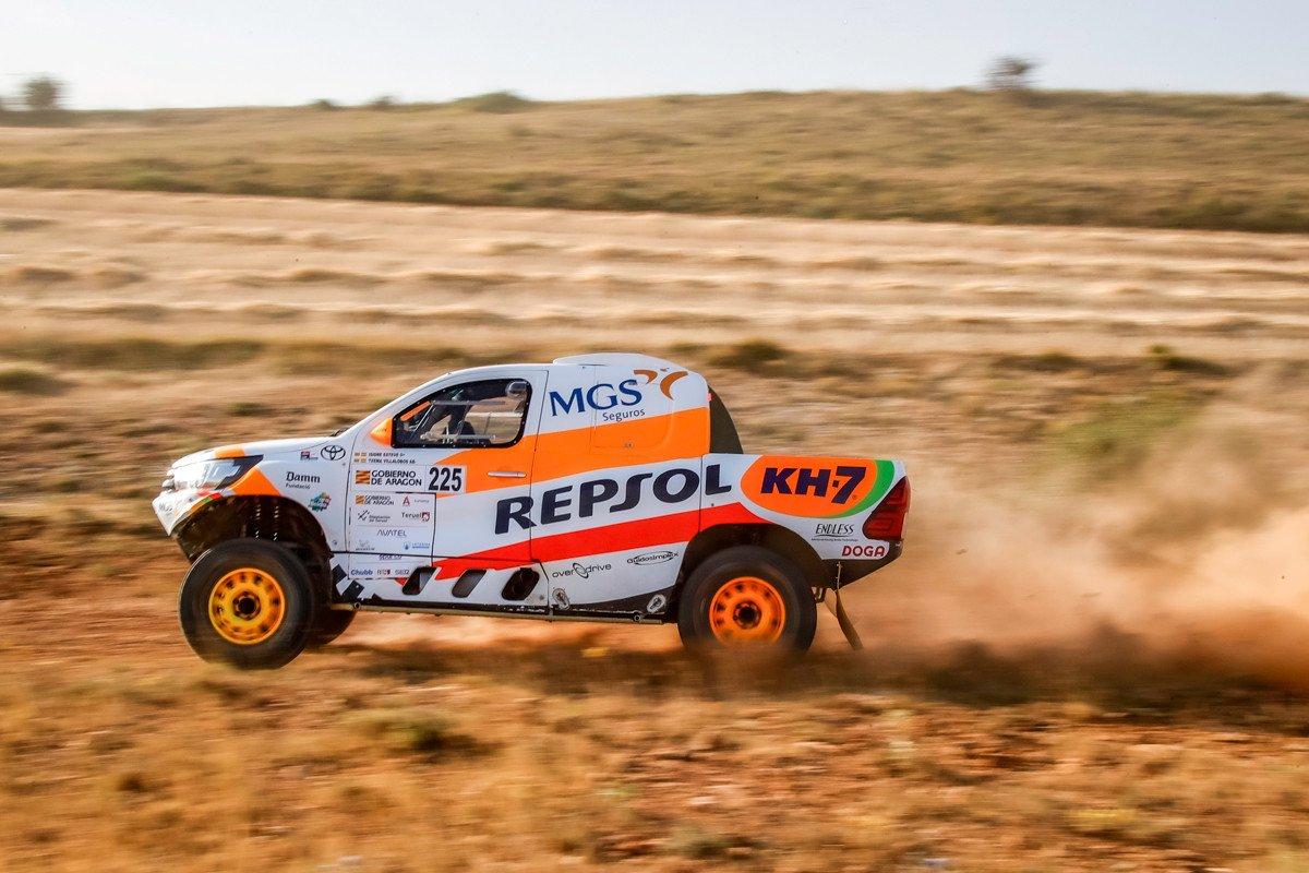 Isidre Esteve Dakar 2022