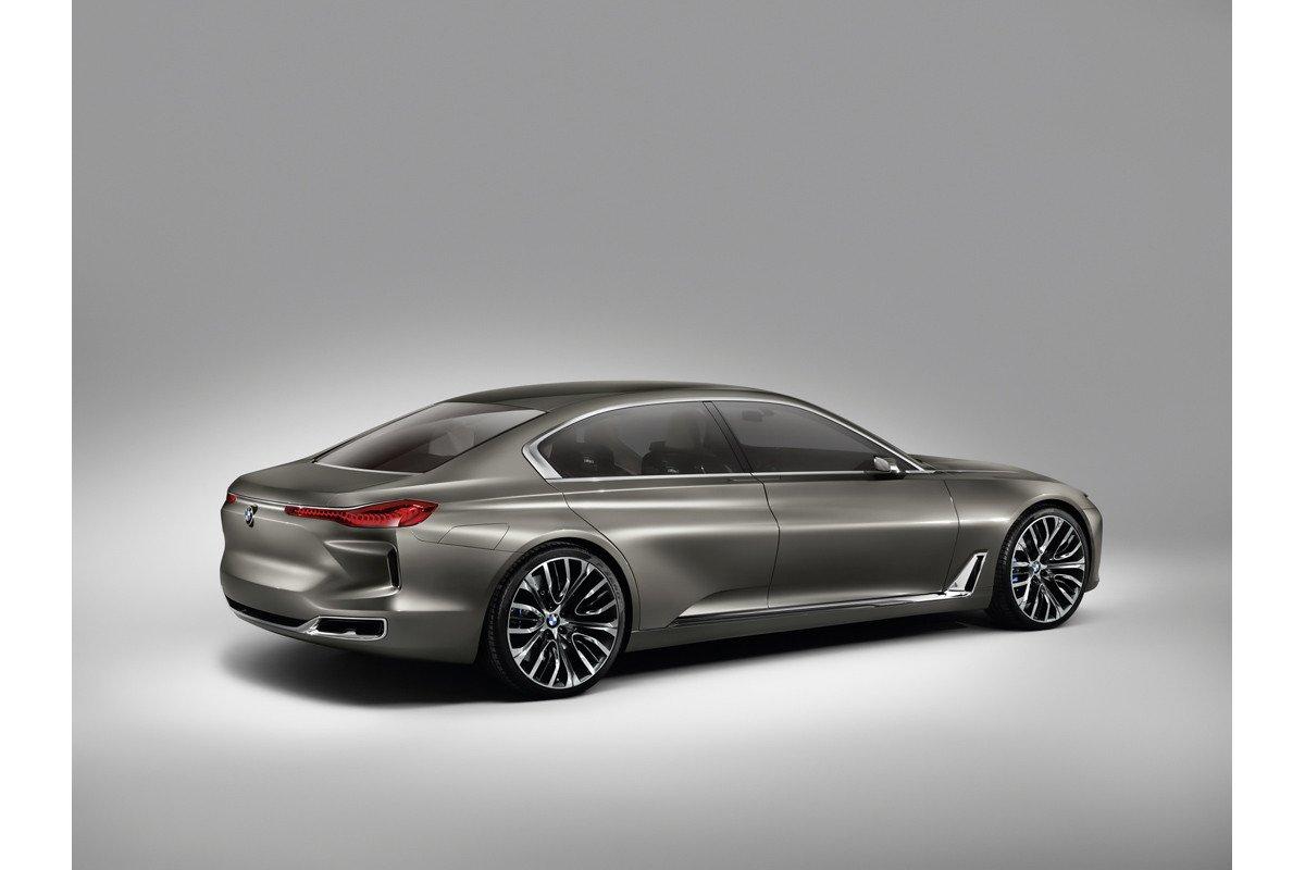 Bmw Vision Future Luxury 191 Se Atrever 225 Bmw Con Un Serie 9