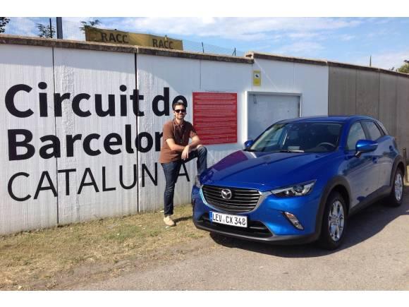 Nuevo Mazda CX-3, prueba de gama y opinión