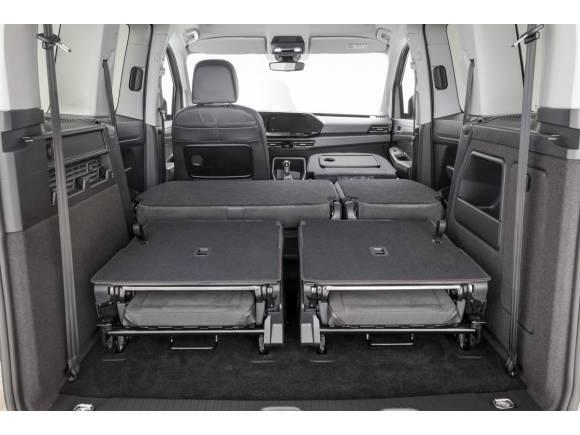 Nuevo Volkswagen Caddy: diseño moderno e interior conectado