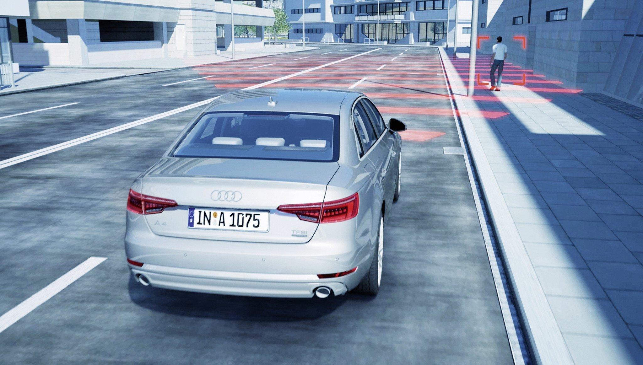 Realidad virtual Audi