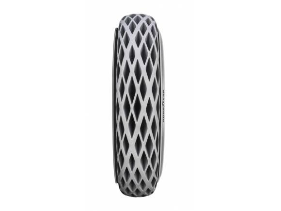 Goodyear Oxygene, el neumático con plantas en su interior