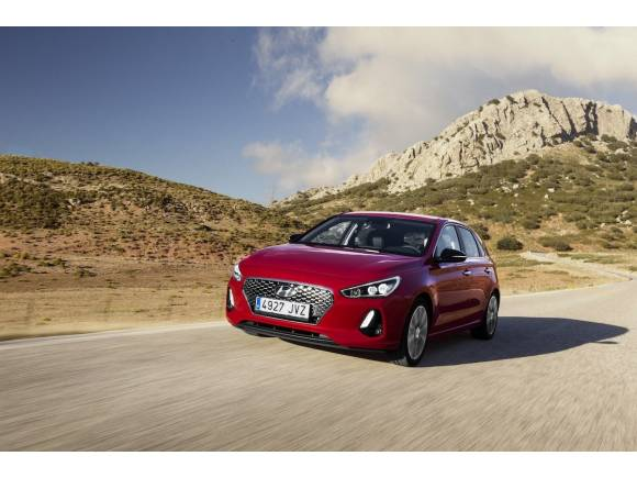 Prueba del nuevo Hyundai i30 2017, más refinado