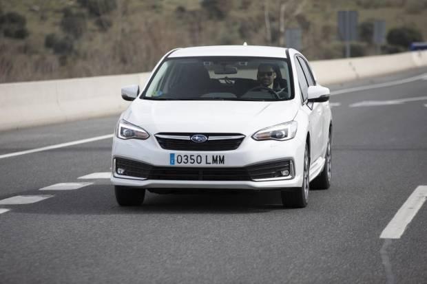 Prueba Subaru Impreza Eco Hybrid: más potencia y con etiqueta ECO