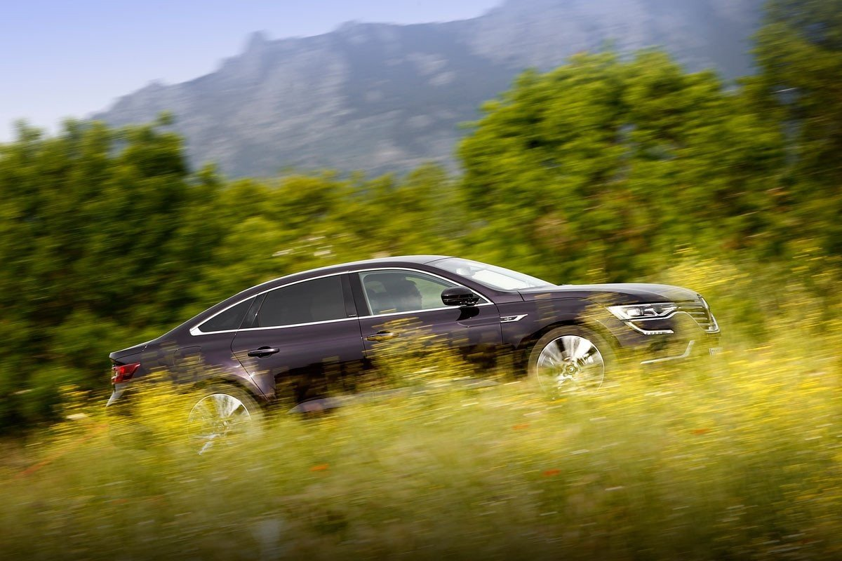 Prueba Renault Talisman