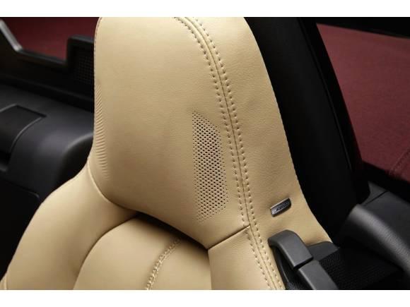 Prueba Mazda MX-5 2.0 de 160 CV Red Heritage