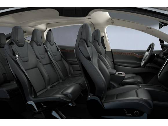 Tesla presenta su SUV, el Model X
