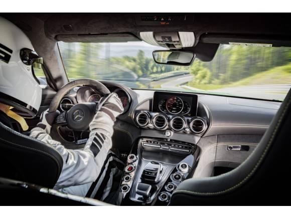 Mercedes AMG GT R: el increíble Hulk