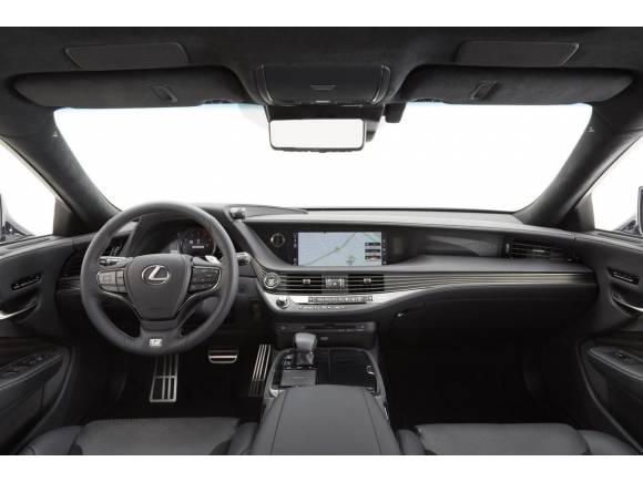 Nuevo Lexus LS F SPORT, deportividad para la berlina