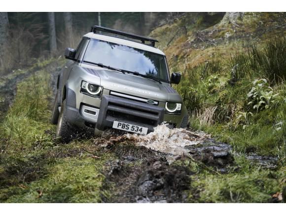 Nuevo Land Rover Defender 2020, renace el mito