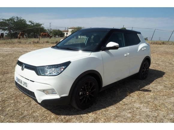 Prueba de un coche con GLP: Ssangyong Tivoli G16 GLP