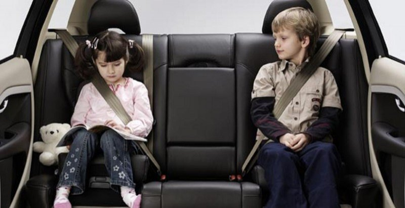 seguridad vial familia