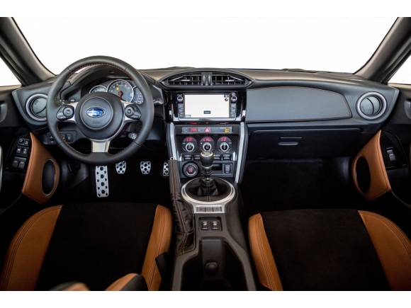 Nuevo Subaru BRZ Special Edition, solo habrá 20 unidades