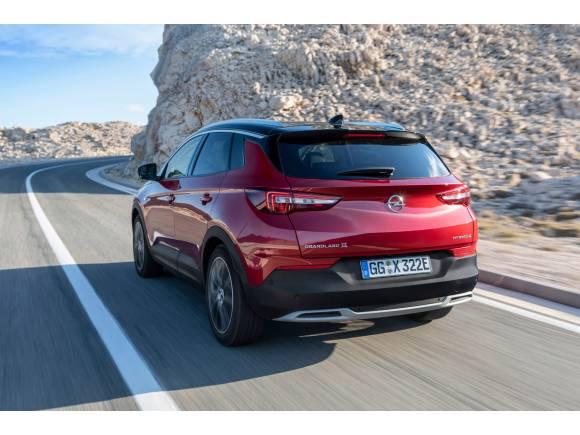 Prueba y opinión del Opel Grandland X Hybrid4: potente y eficiente a la vez