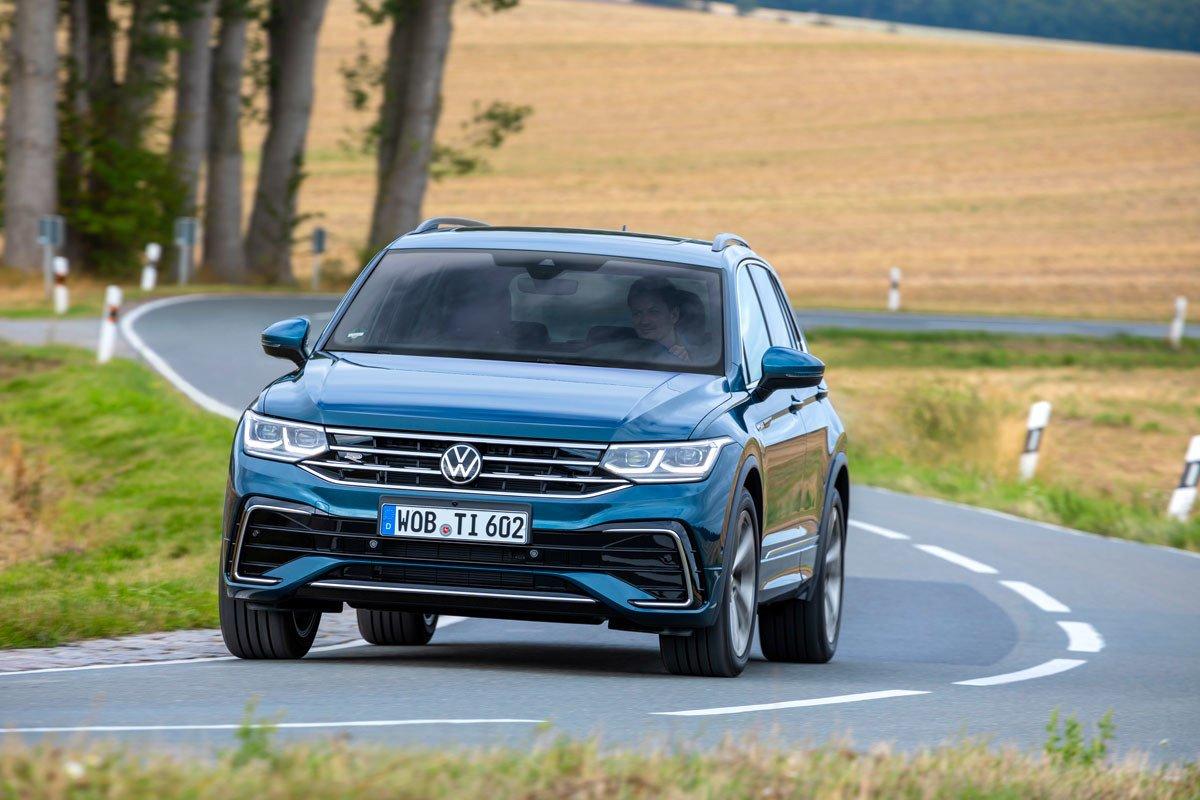 Prueba Volkswagen Tiguan eHybrid
