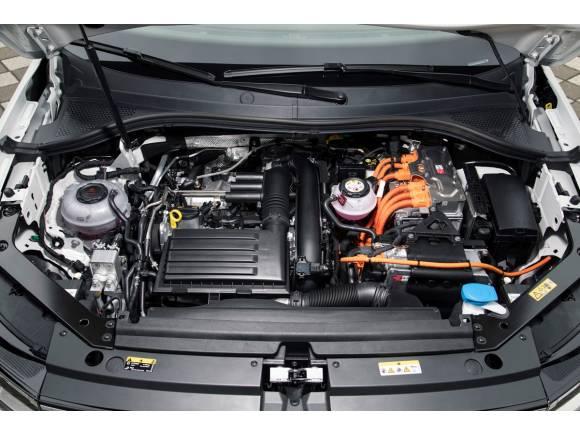 Primera prueba del Volkswagen Tiguan eHybrid: comportamiento, autonomía y precios