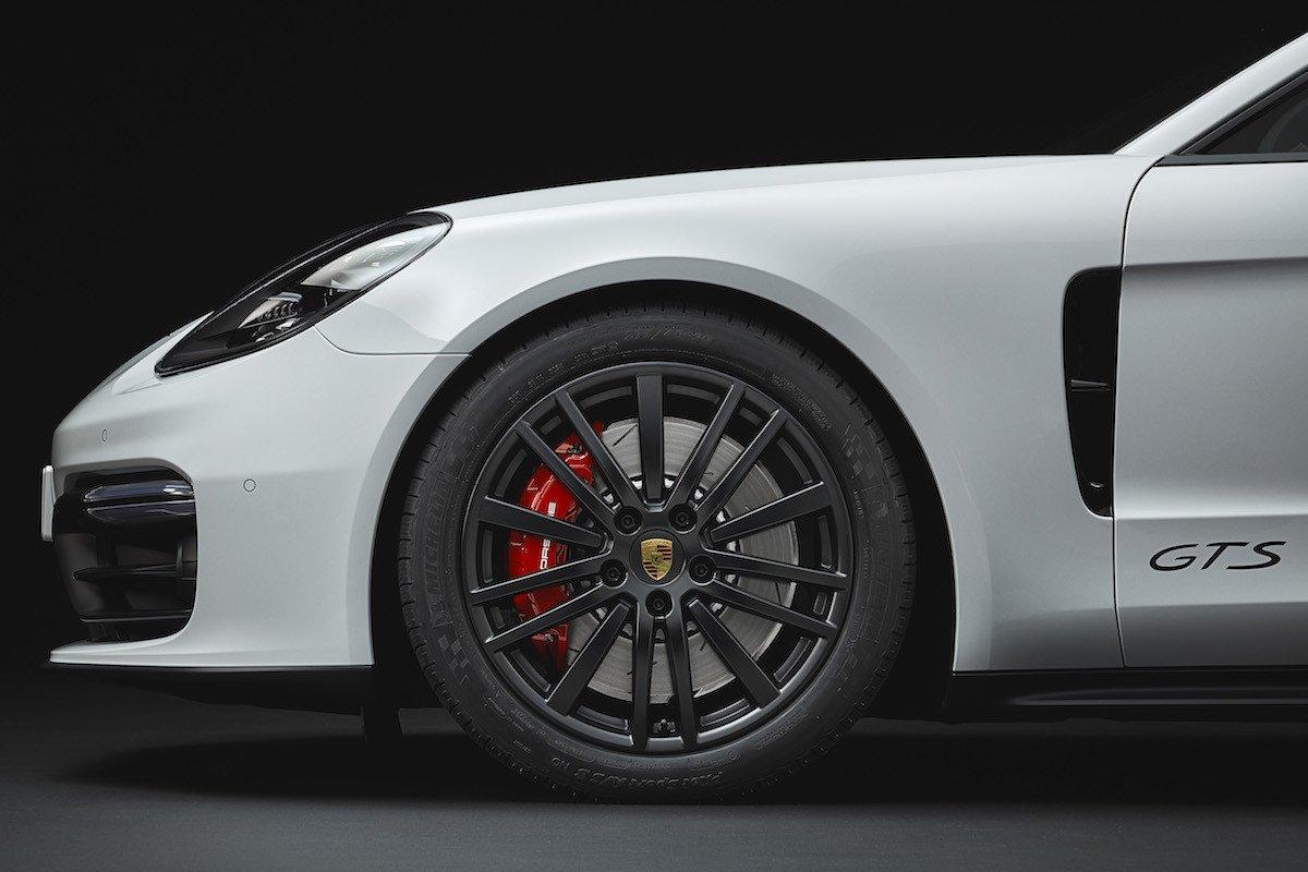 Nuevo Porsche Panamera GTS