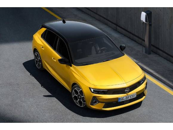 Nuevo Opel Astra 2022: más deportivo y con motores híbridos enchufables