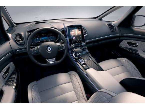 Renault Espace 2020: ¿qué cambia en el monovolumen?