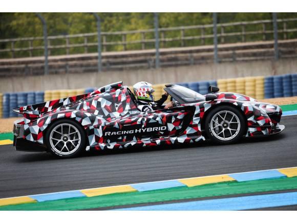 Toyota y Peugeot presentan sus futuros Le Mans Hypercars