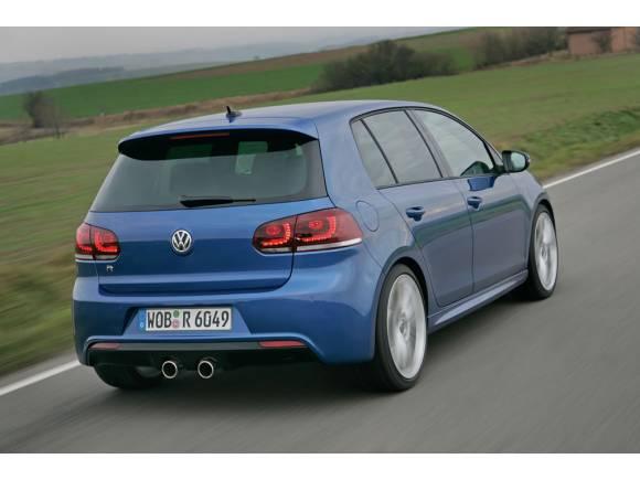 """Volkswagen Golf R: El VW Golf con R de """"Racing"""""""