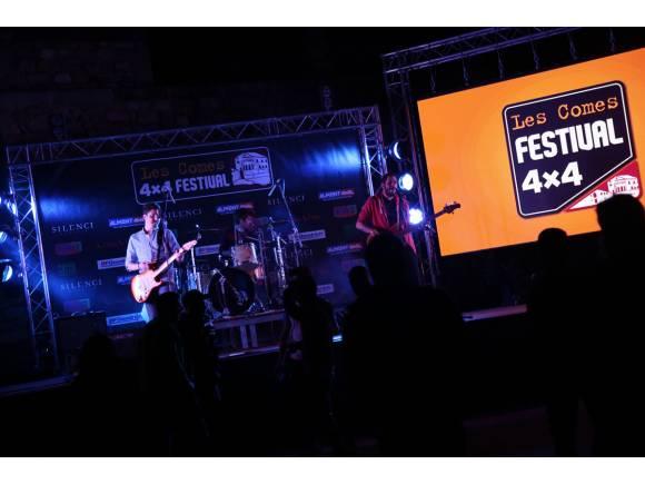 Se abre la inscripción para la 7ª edición de Les Comes 4x4 Festival 2018