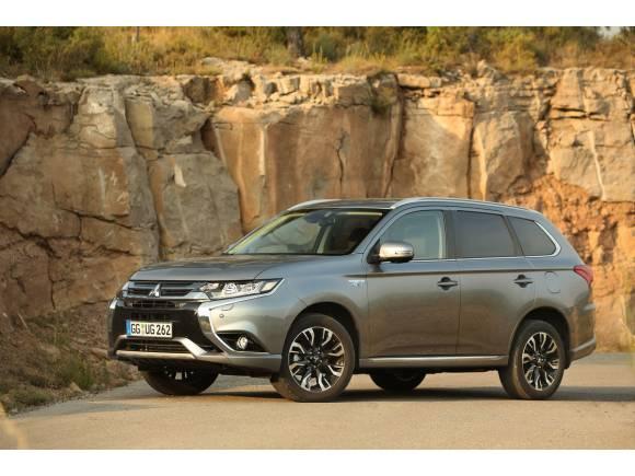Nuevo Mitsubishi Outlander PHEV: renovación acertada