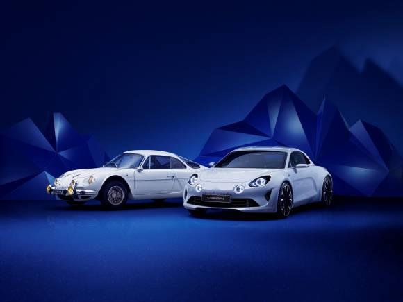 Renault presenta el Alpine Vision, heredero del Alpine A110