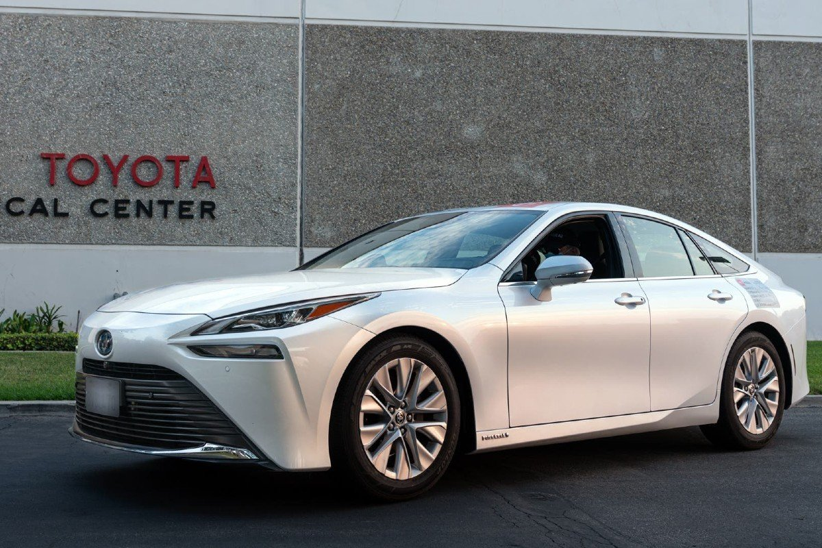 Toyota Mirai récord