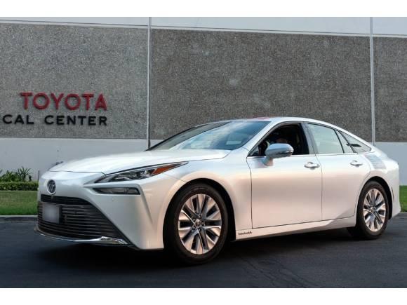 Récord Guinness para el Toyota Mirai: 1.360 km con una sola carga