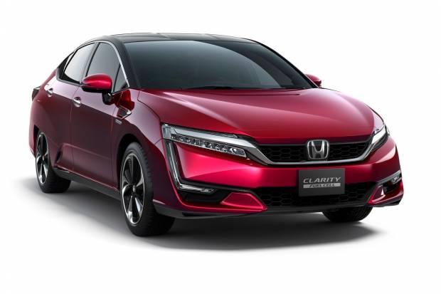 Comienzan las ventas del Honda Clarity Fuel Cell