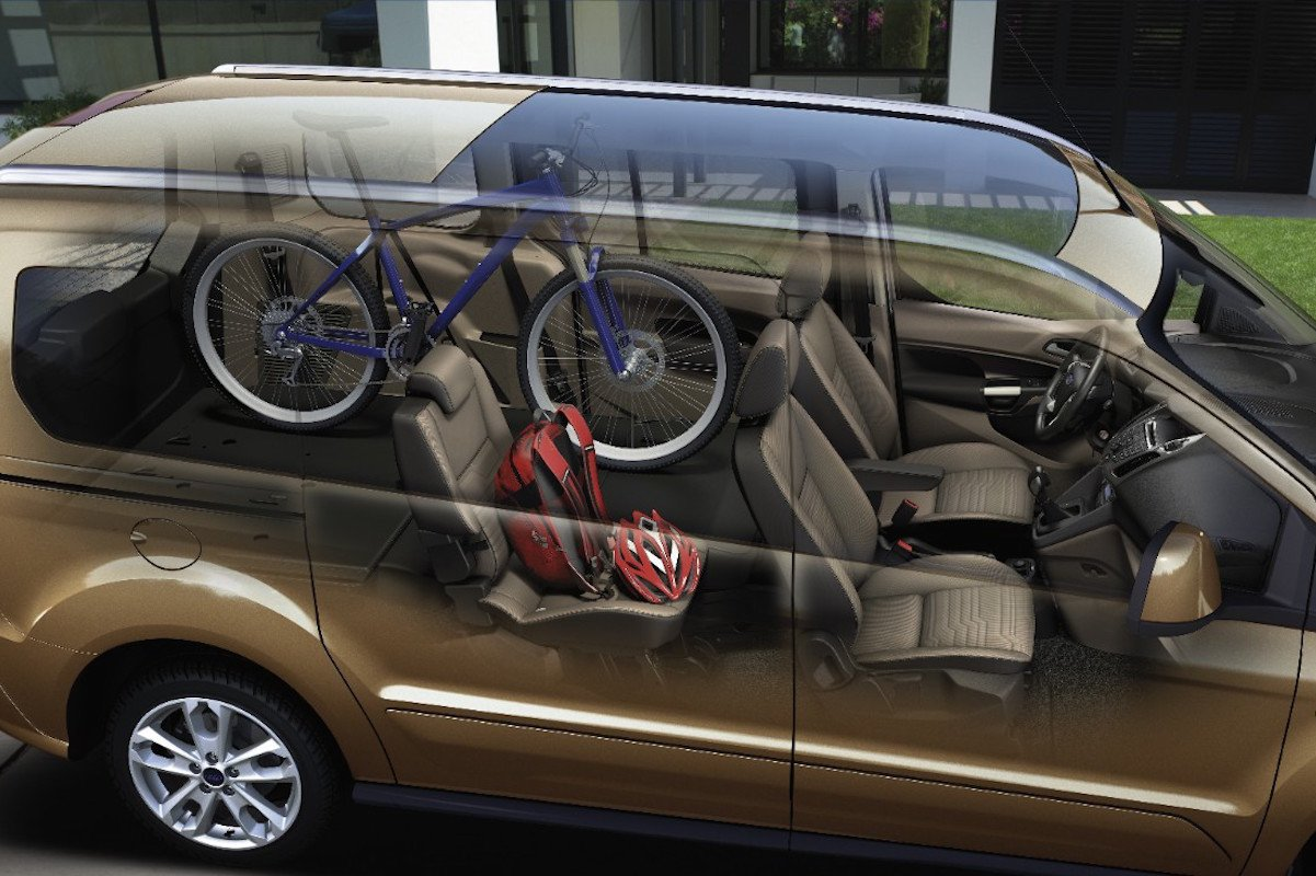 es legal llevar la bici dentro del coche. Black Bedroom Furniture Sets. Home Design Ideas