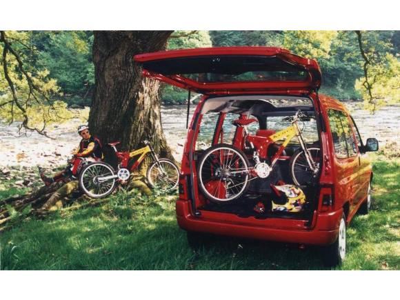 ¿Es legal llevar la bici dentro del coche?