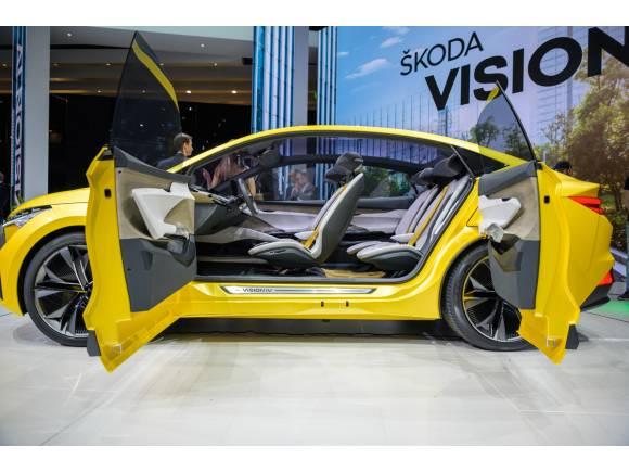 Skoda Vision iV: ¿el adelanto de un futuro SUV deportivo?