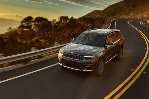 Nuevo Jeep Grand Cherokee L: offroad para familias numerosas