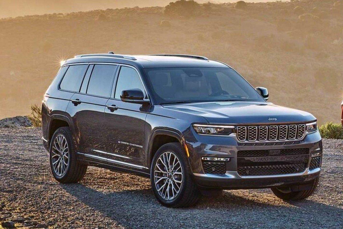 Nuevo Jeep Grand Cherokee L