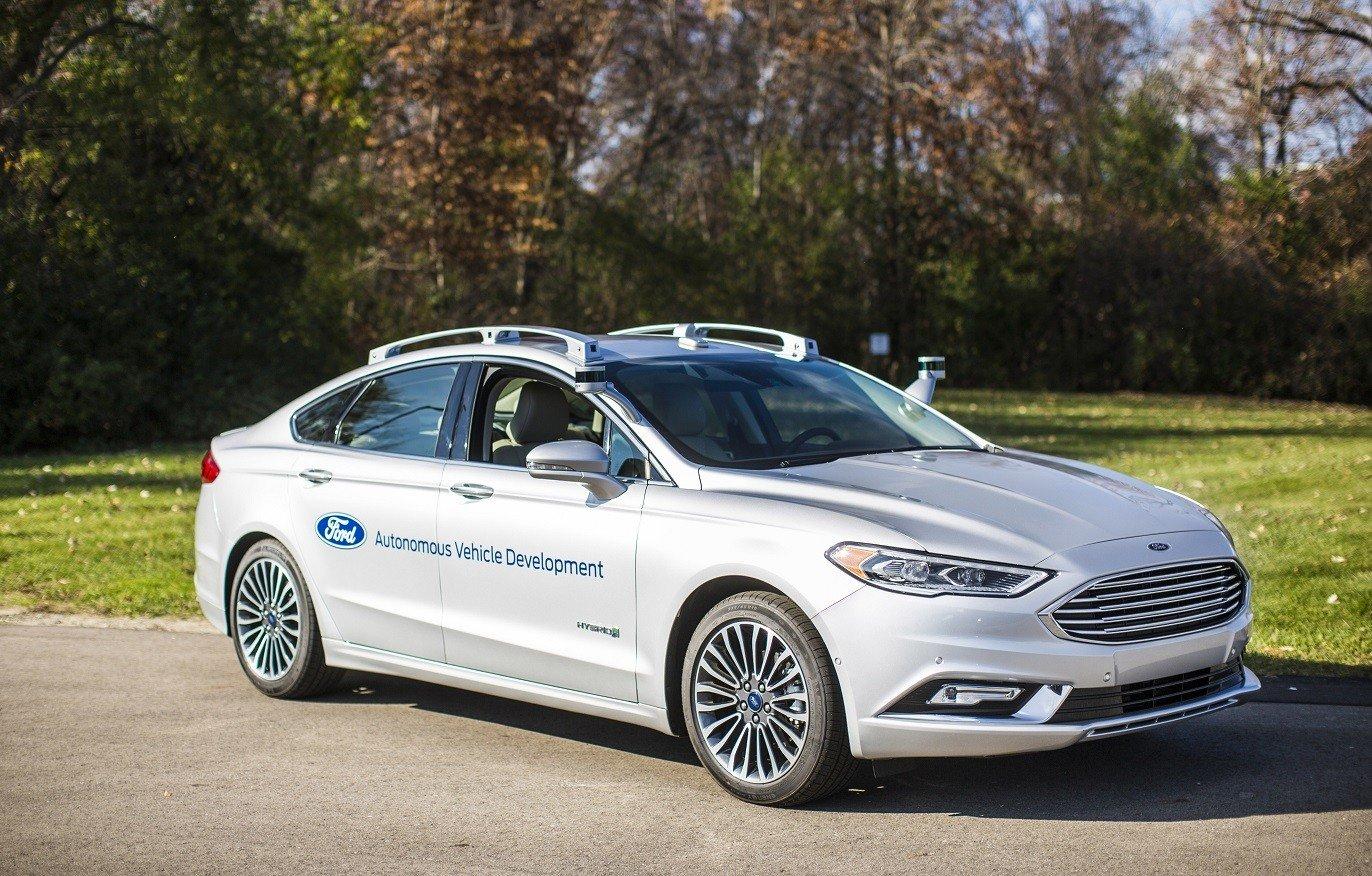 Ford conduccion autonoma