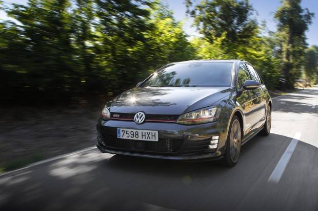 Prueba: Volkswagen Golf GTI Performance, el GTI definitivo