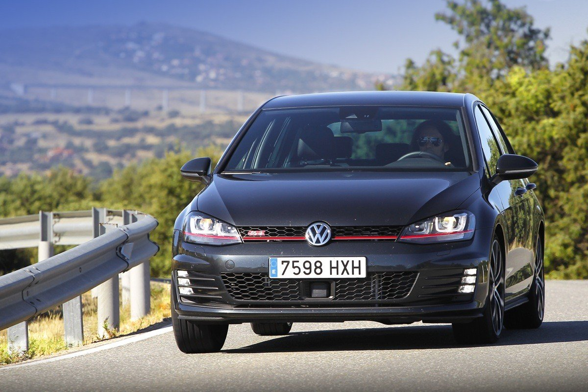 Volkswagen Golf GTI Performance 2013