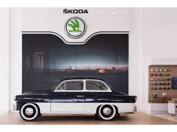 Vídeo: así es el Skoda más antiguo de España