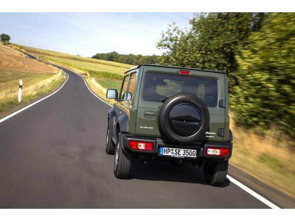 El Suzuki Jimny, objeto de deseo: más caro de segunda mano que nuevo
