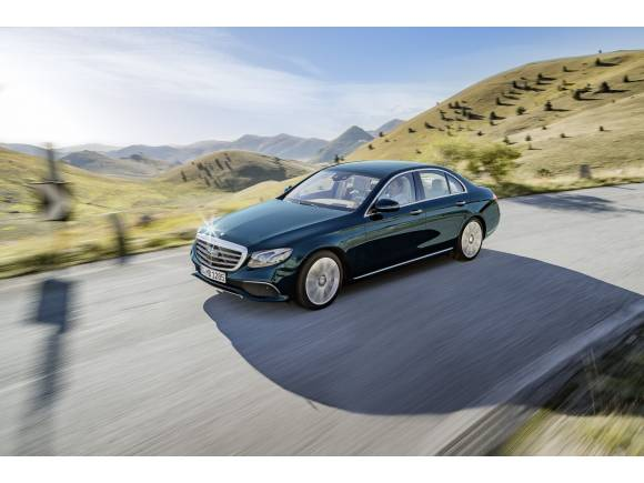 Probamos lo último en sistemas de seguridad del nuevo Mercedes Clase E