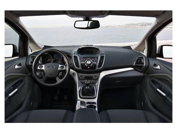 Prueba: Ford C-Max y Grand C-Max. El monovolumen compacto de mejor comportamiento.