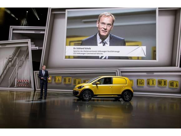 Volkswagen e-load up!, el reparto ecológico