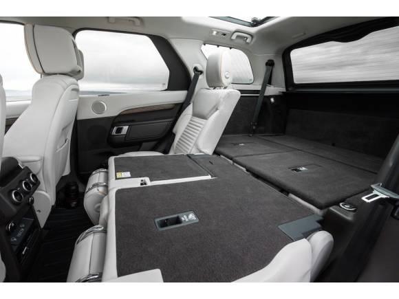 Prueba Land Rover Discovery 2017, todoterreno familiar y premium