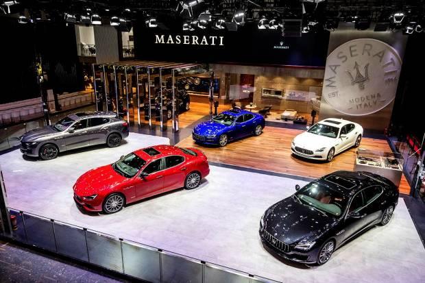 Gama Maserati 2018: exclusividad elevada al cuadrado