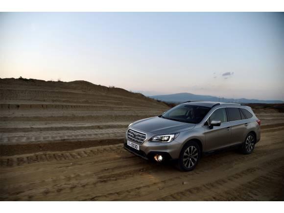 Novedades de Subaru para el salón de Frankfurt 2015