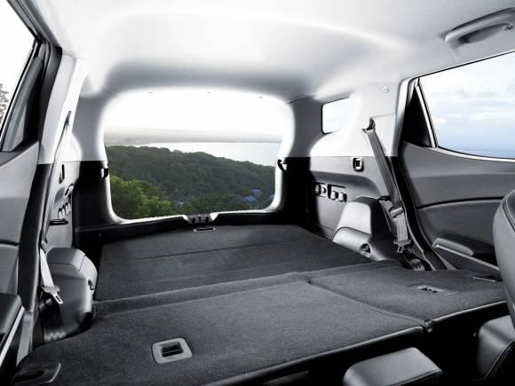 Prueba, nuevo SsangYong XLV, monovolumen con estilo SUV