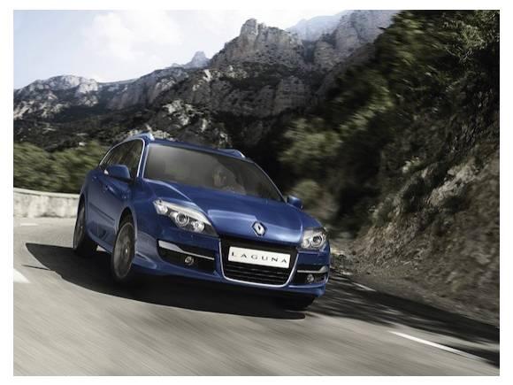 Nuevo Renault Laguna