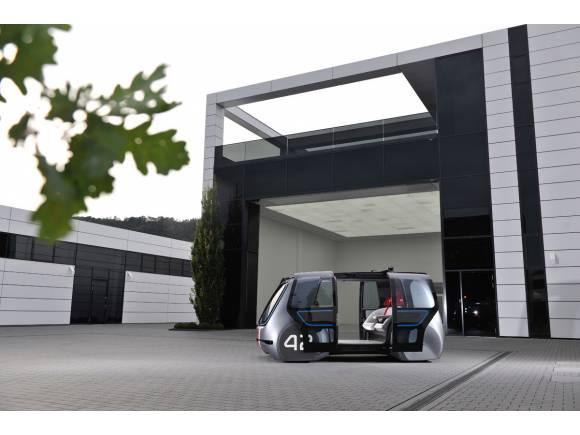 Proyecto SEDRIC, el coche compartido del Grupo Volkswagen